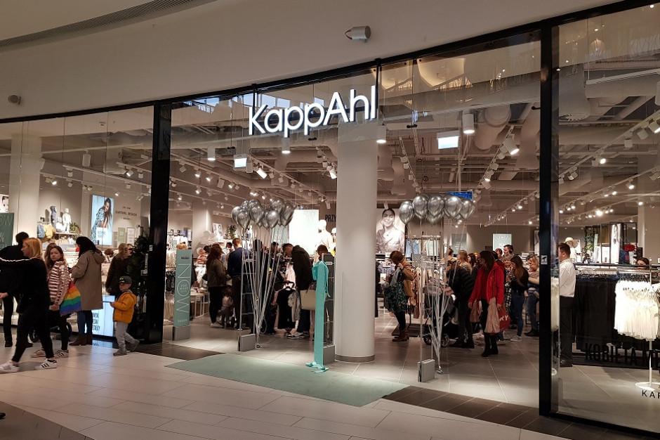 KappAhl wraca do Krakowa