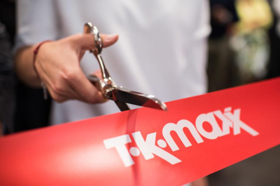TK Maxx znów otwiera. To będzie pierwszy sklep w tym regionie