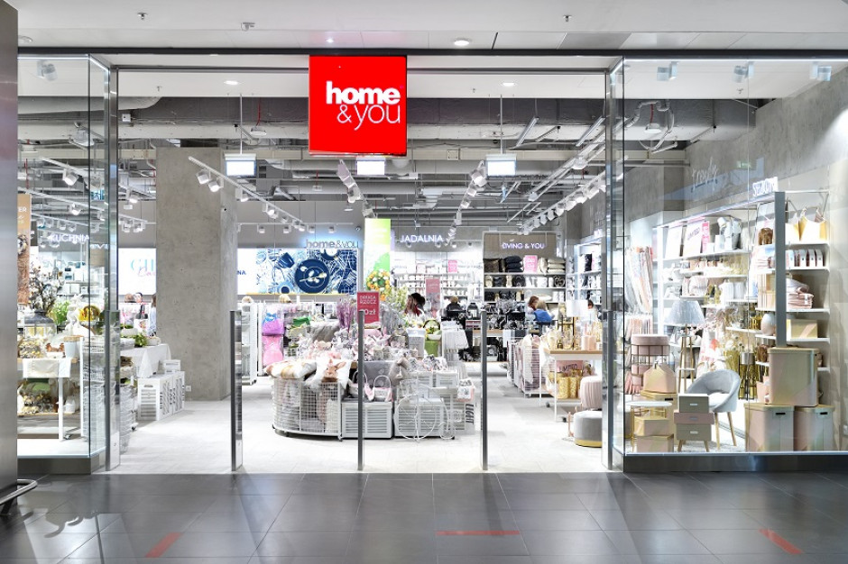 791bea5f4 Nowa przestrzeń Home&You w kieleckiej Galerii Echo - Centra handlowe