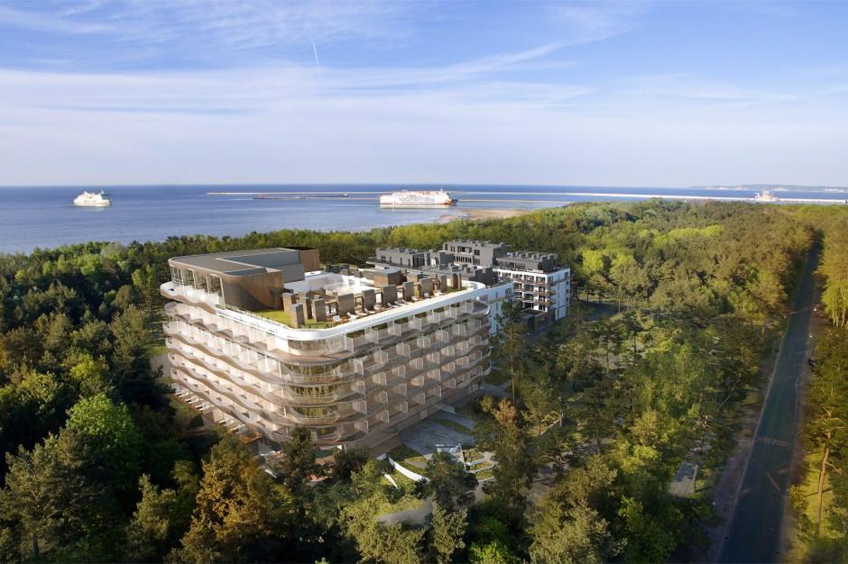 Apart Park: inwestycja w apartament tuż nad morzem