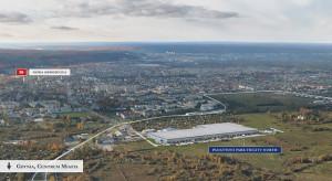 Terminal kontenerowy w Gdyni skusił Panattoni
