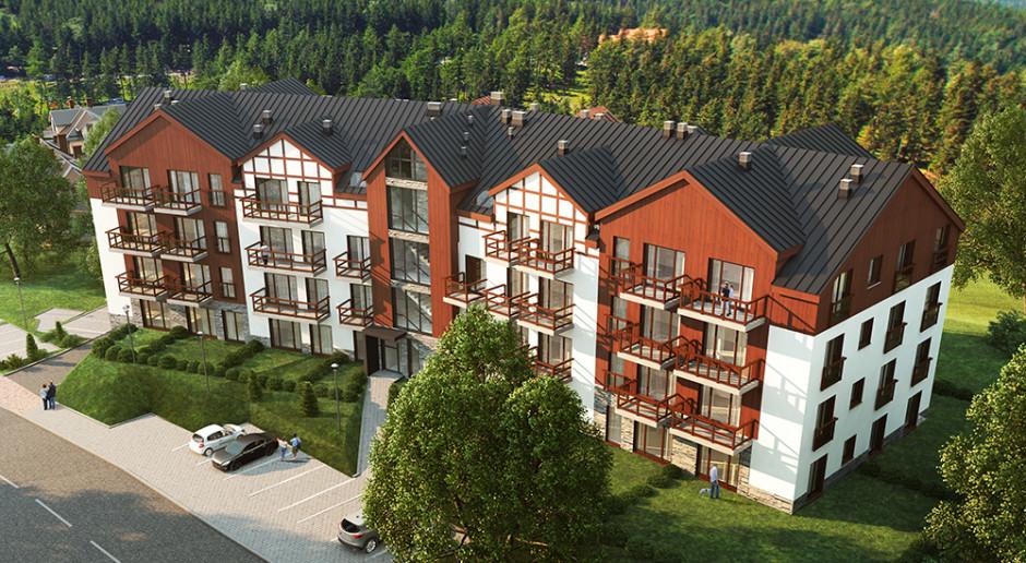 Projekt Holiday Residence: apartament w górach na własność