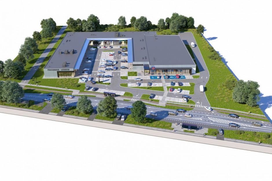 Ghelamco rusza z budową parku handlowego k. Warszawy