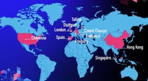 Start-upy z całego świata - jeden cel