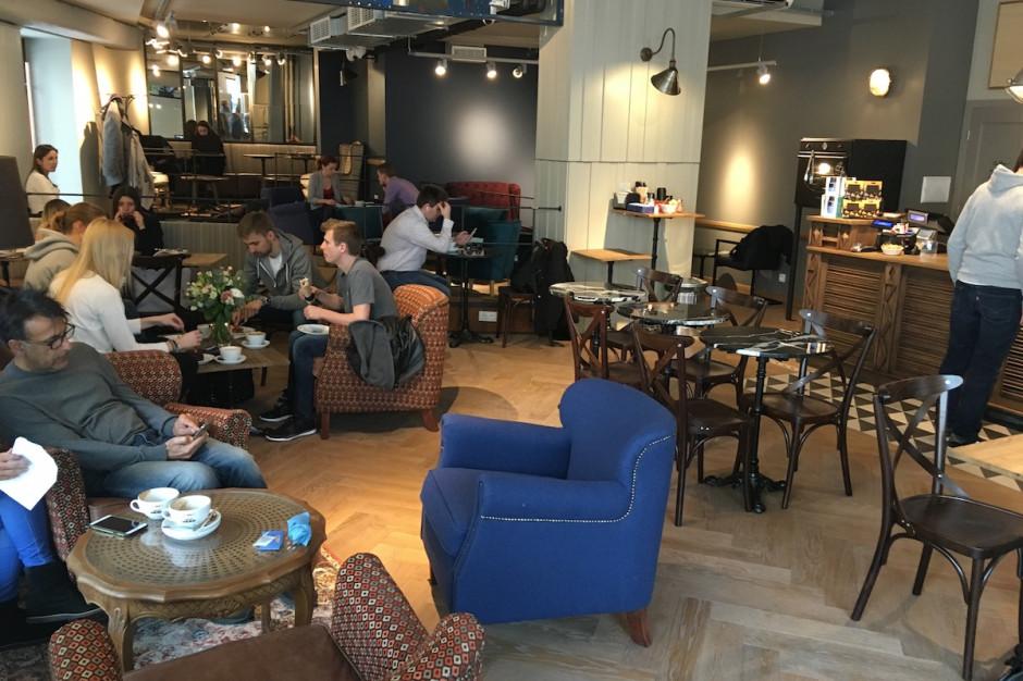 Green Caffè Nero umacnia pozycję. Nowe kawiarnie w Warszawie i Krakowie