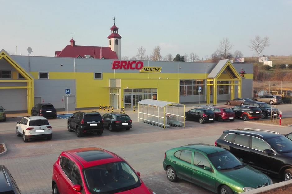Bricomarché w Kamiennej Górze w nowej lokalizacji
