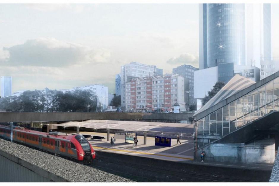 PKP PLK planuje przebudowę linii średnicowej. Zobacz projekt