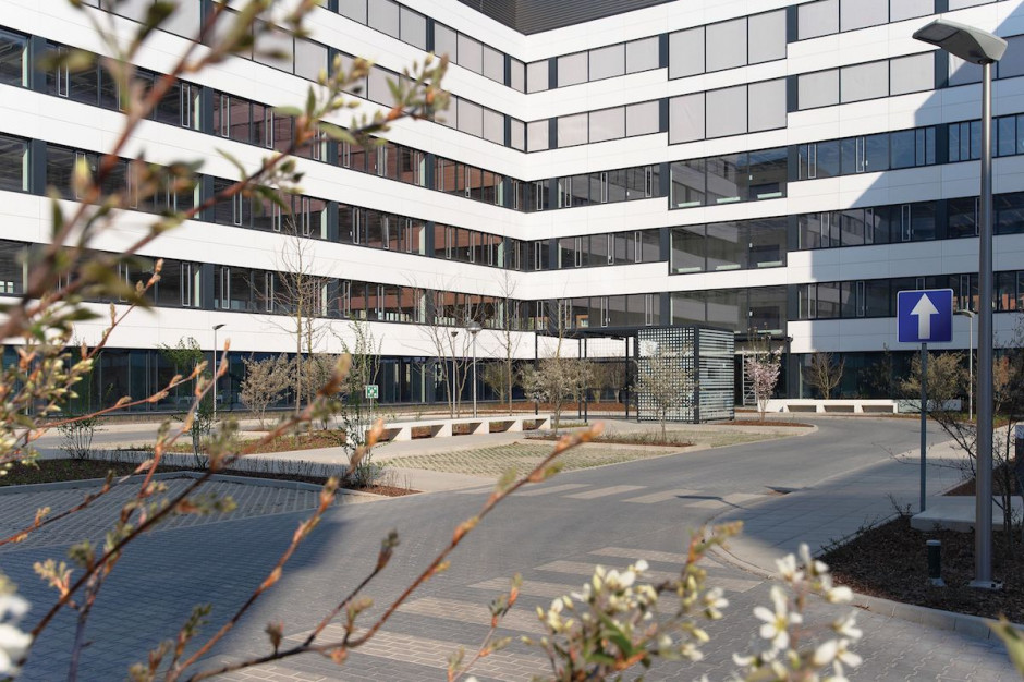 Poznański biurowy ogród w komplecie. Drugi etap Business Garden Poznań oddany do użytku