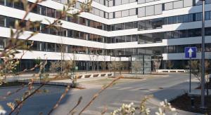 Poznański biurowy ogród w komplecie