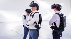 Największe laboratorium wirtualnej rzeczywistości B2B najemcą... magazynu