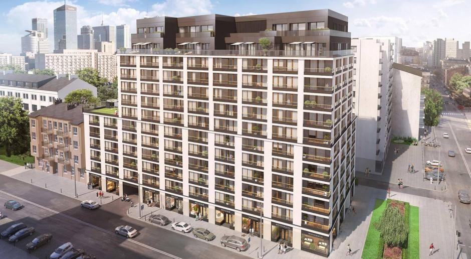 Apartamenty Ogrodowa: projekt klasy premium na warszawskiej Woli