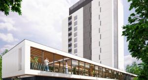 Hotelowa wieża zmieni oblicze Uzdrowiska Szczawnica