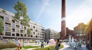 Echo rozpoczęło budowę Fuzji na terenie fabryki Scheiblera