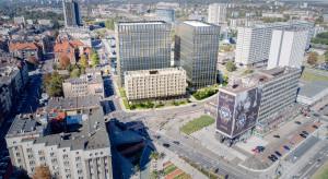 Dawny hotel Silesia już bez dachu