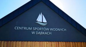 Centrum Sportów Wodnych w Dąbkach zostanie otwarte 4 maja