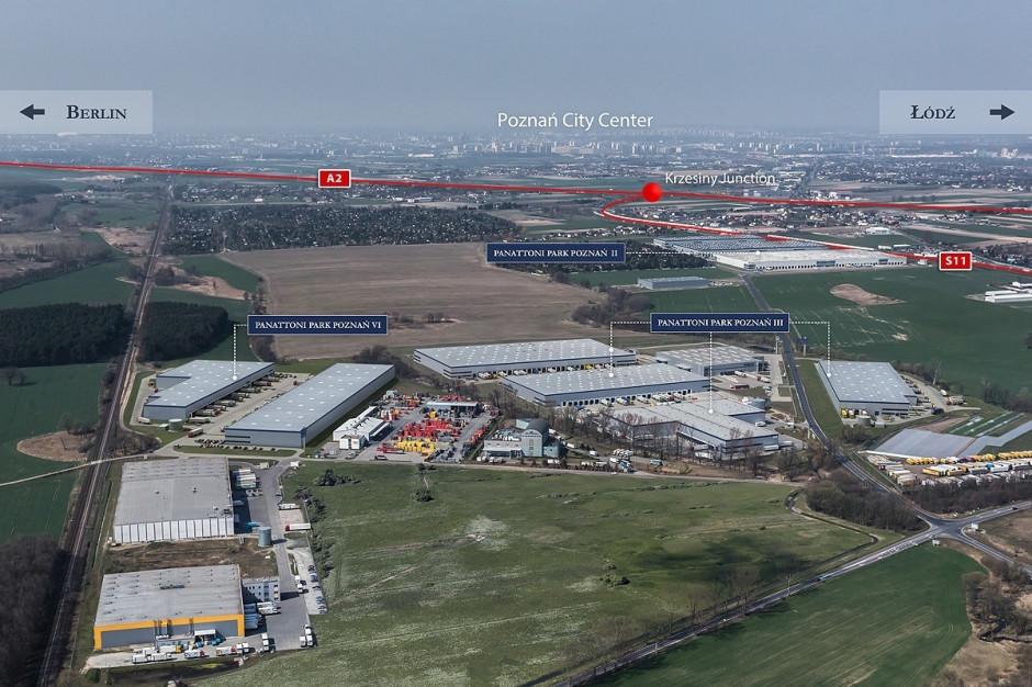 Operator logistyczny otwiera nowe centrum pod Poznaniem
