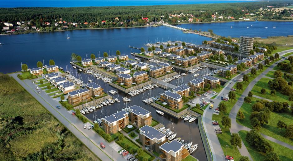 Dekpol zakupił grunt pod projekt Sol Marina