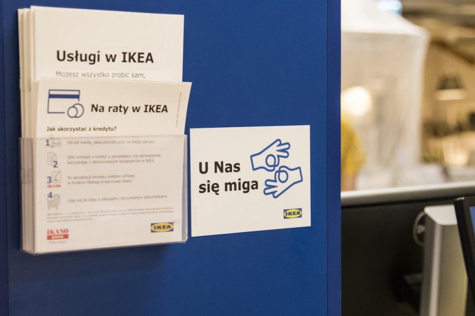Pracownicy dla klientów. Niezwykły projekt IKEA Łódź