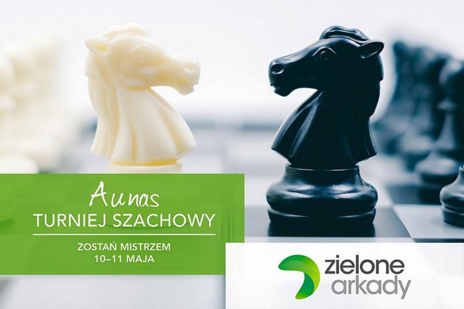 Weekend szachowy w Zielonych Arkadach