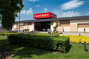 Neinver chce wykorzystać potencjał Factory Annopol. W planach - rozbudowa