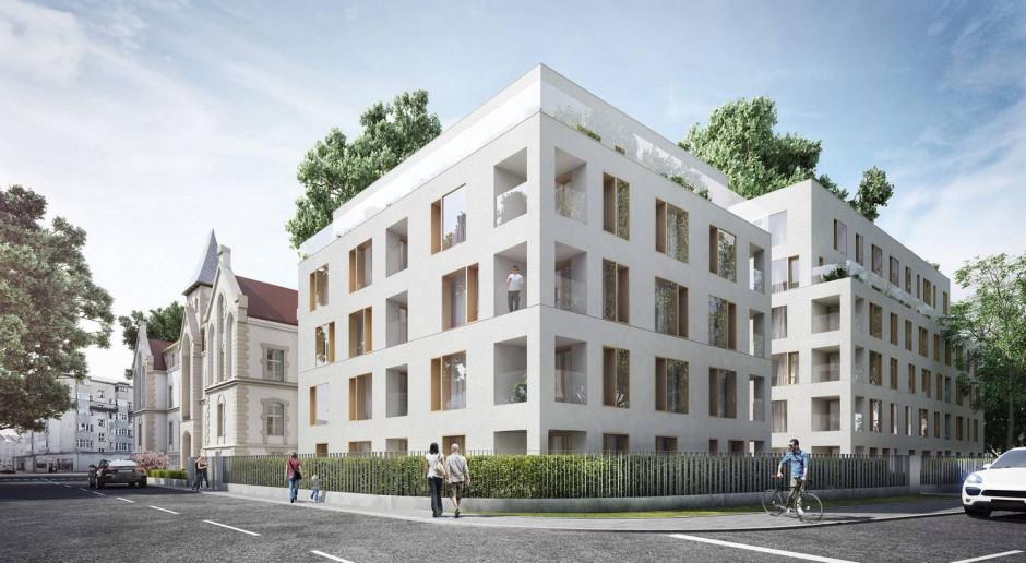 Ogrody Graua: luksusowe apartamenty w centrum Wrocławia