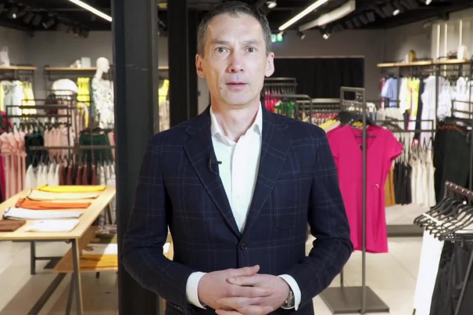 Piotr Dopierała, dyrektor ds. logistyki w LPP, zaprasza na EEC