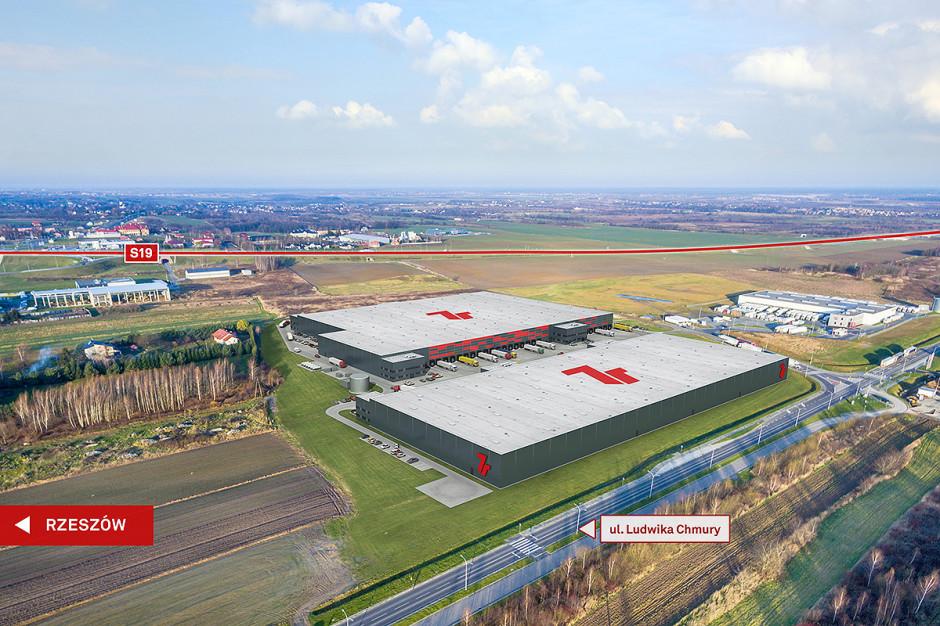 7R Park Rzeszów: rusza budowa zaplecza magazynowego Doliny Lotniczej