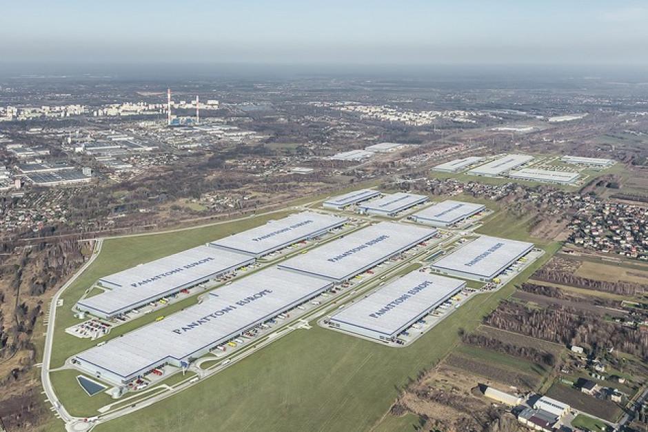 Łódź na powrót staje się przemysłowa. Największy w Europie hub logistyczny na półmetku budowy