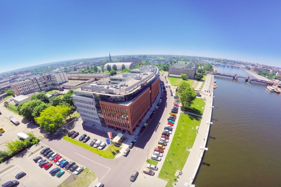 Biurowa wizytówka Szczecina w nowym portfelu