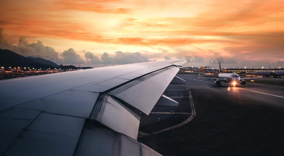 Zagrożenie dla lotniska Modlin
