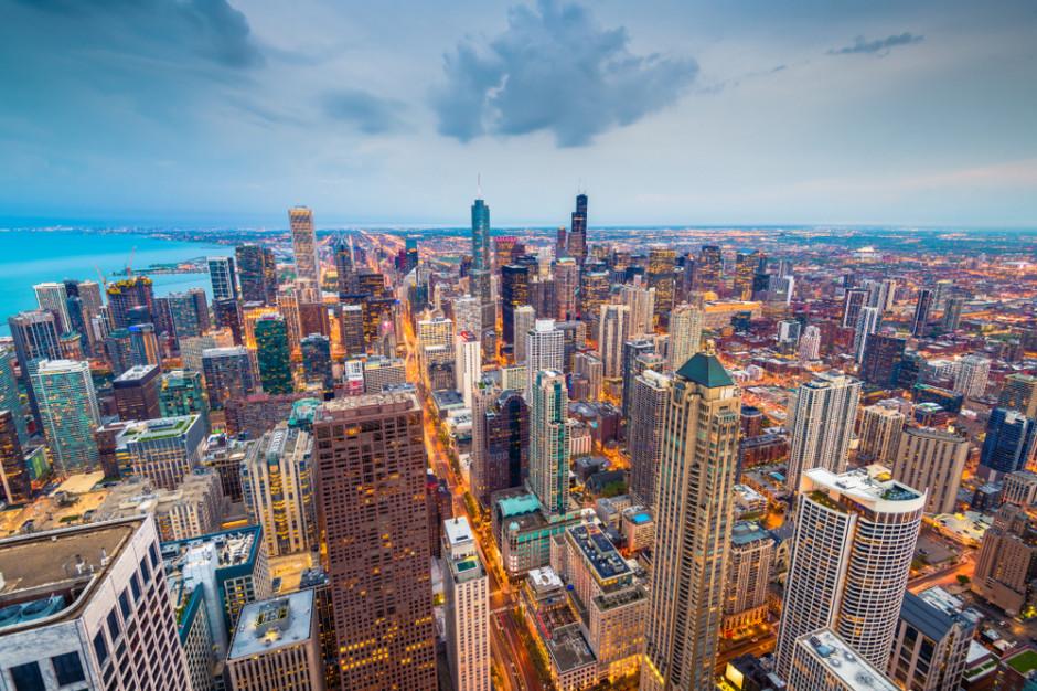 podłączyć miejsca Chicago