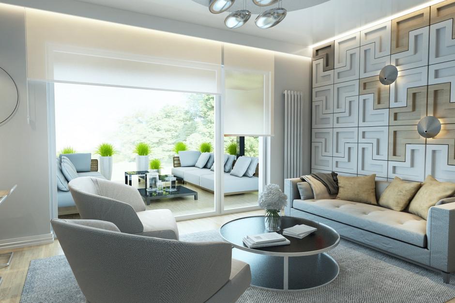 Tak wyglądają apartamenty Navio w Gdańsku