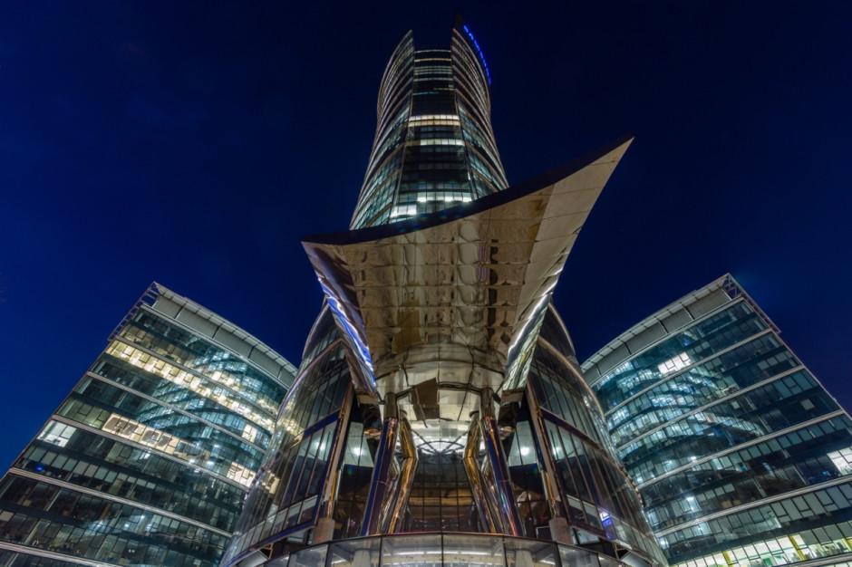 Immofinanz robi kolejny krok do przejęcia Warsaw Spire