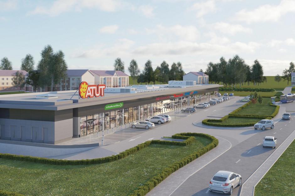 KG Group wykorzystuje potencjał miejsca. Nowe centrum handlowe na starcie
