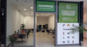 Coworking nie tylko dla płockiego biznesu. Nowa strefa w Galerii Wisła