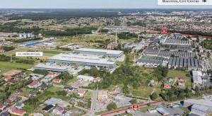 Panattoni Park Białystok z ukończoną fabryką dla Pilkington IGP