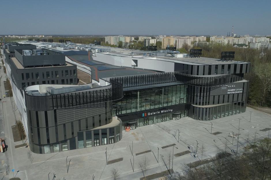 CitySpace rozpędza się w Warszawie