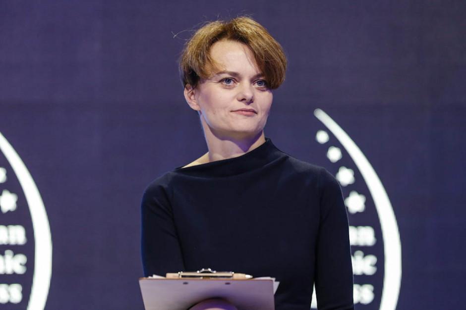 Emilewicz: udział w EXPO 2020 to nowe szanse biznesowe dla polskich firm