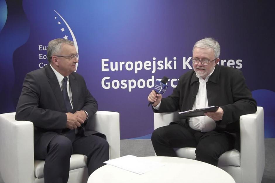 Andrzej Adamczyk o budownictwie: jestem optymistą