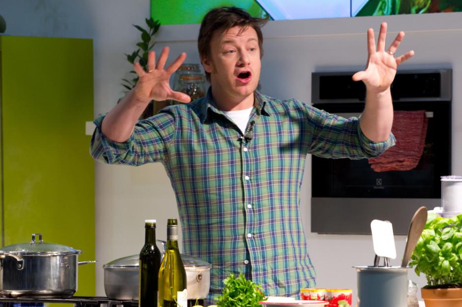Sieć restauracji Jamiego Olivera zagrożona upadłością