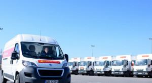 Poczta Polska chce zmienić sieć logistyczną