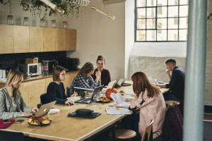 Co\Walk HUB - coworkingowa przestrzeń w zrewitalizowanej fabryce oficjalnie otwarta
