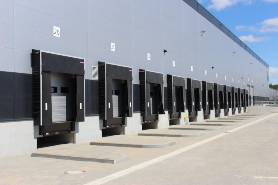 Hala A w Waimea Logistic Park Stargard otwarta