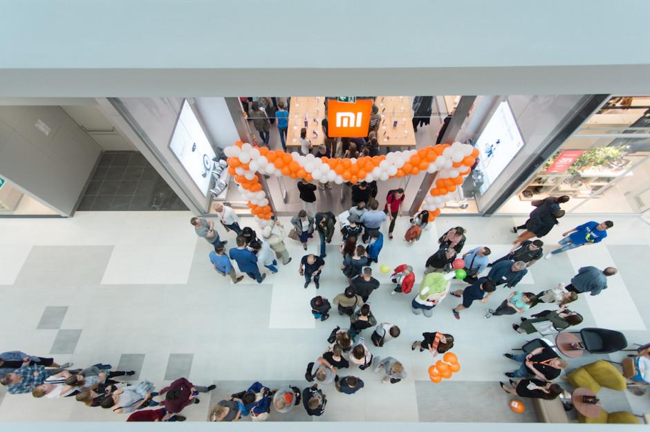 Otwarcie Mi Store w Galerii Młociny
