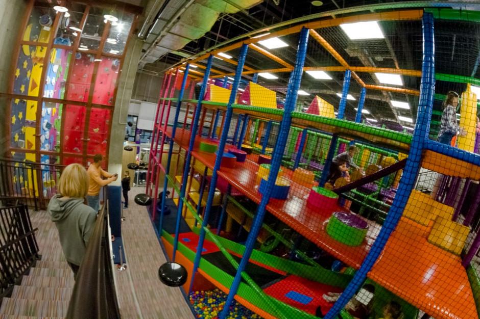 Galeria Sfera bogatsza o salę zabaw