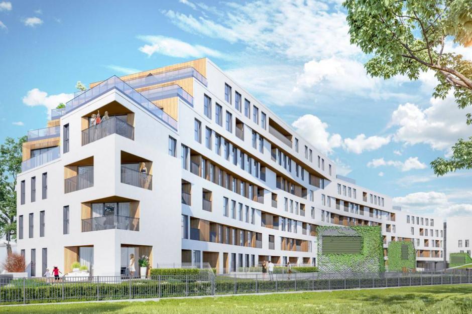 Apartamenty Bokserska: nowy adres na warszawskiej mapie inwestycji