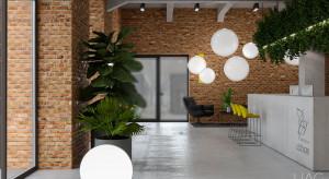 Tu rządzi elegancja, prostota i ergonomia. Oto wnętrza Łódź.Work