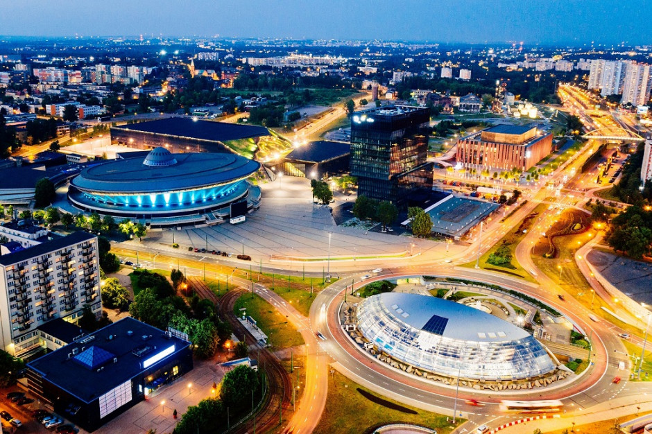 Globalna spółka technologiczna stawia na Katowice
