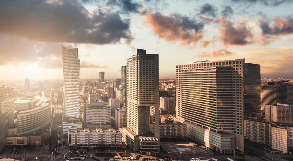 Warszawa biurowym hubem na miarę Europy. W stolicy rośnie najwięcej wież