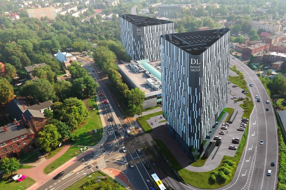 DL Invest Group rozbuduje kampus biurowy w Katowicach